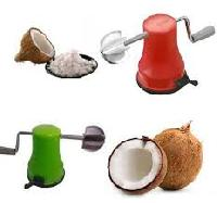 Portable Coconut Scrapper