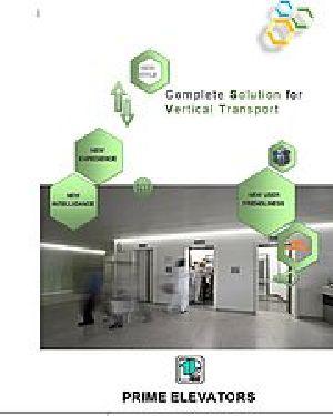 Prime Hospital Elevators