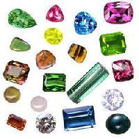 Precious Cut Stones