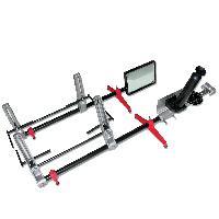 optical alignment machine
