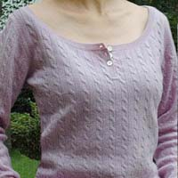 Ladies Pashmina Sweater (KCPSW005)