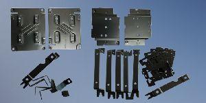 Coated Aluminum Components