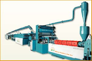 extrusion tape stretching plants