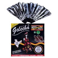 Golecha Henna Mini Paste Cone (black Color)