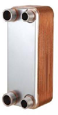 Bazed Plate Heat Exchanger