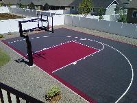 Acrylic Synthetic Court Floorings