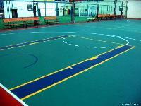 Basketball Vinyl Sports Floorings
