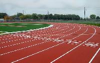 Rubber Athletic Track Floorings