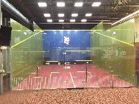 Squash Court Glass Fittings
