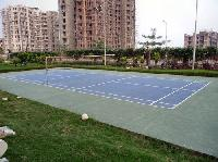 Synthetic Badminton Court Floorings