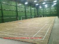 Wooden Badminton Court Floorings