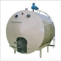 Dairy Milk Storage Tanks