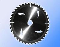 Carbide Tapped Circular Saw Blades