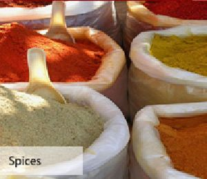 Spices And Curry Powder