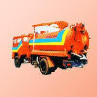 Sewer Line Jettinfcum Suction Machine