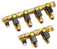 Gas Distribution Manifolds