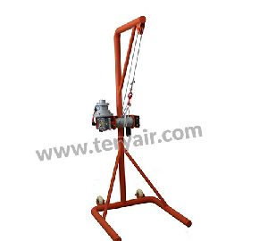 Pneumatic Driven Winches