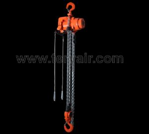 Teryair Pneumatic Chain Hoists