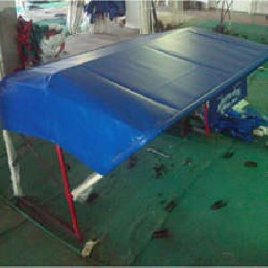 Pvc Coated Tractor Hoods