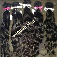 Indian Natural Remy Human Wavy Hair Extension