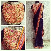 Custom Designer Sarees