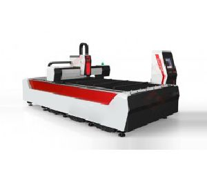 Open Fiber Metal Laser Cutting Machine