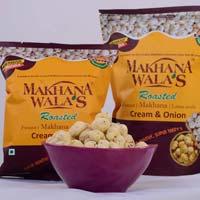Roasted Makhana (cream & Onion)
