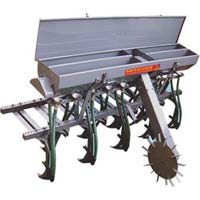Seed Cum Fertilizer Drill