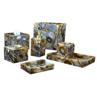 Gemstones Bath  Accessories