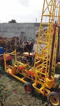 Soil Testing Machine 02