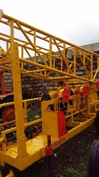 Tractor Mounted Drilling Rig 04