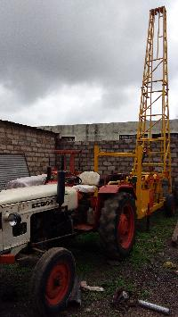 Tractor Mounted Drilling Rig 05