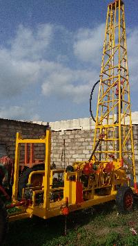 Tractor Mounted Drilling Rig 07