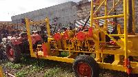 Tractor Mounted Drilling Rig 08