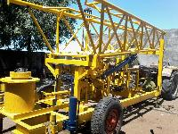 Tractor Mounted Drilling Rig 09