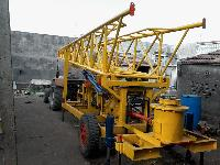 Tractor Mounted Drilling Rig 11