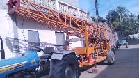 Tractor Mounted Drilling Rig 13