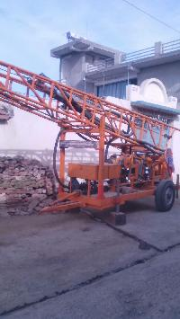 Tractor Mounted Drilling Rig 16