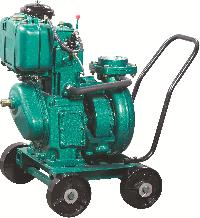 Pump Set Diesel Engine
