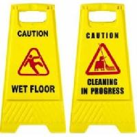 Housekeeping Sign Boards