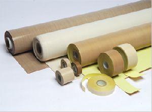 Ptfe Coated Fiberglass Adhesive Tapes