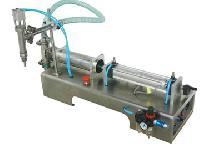 Single Head Bottle Filling Machine