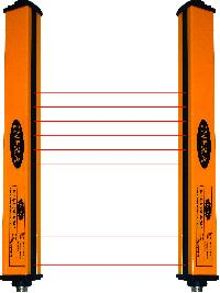 Electronic Safety Light Curtain