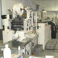 Paper bag machines