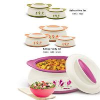 BELLEZA PLASTIC INSULATED HOT POT
