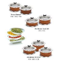 DELUXE GLAMOUR PLASTIC INSULATED HOT POT