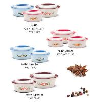 RELISH PLASTIC INSULATED HOT POT