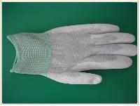 Carbon Fibre Palm Coated Gloves
