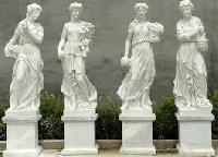 Soft Marble Stone Statues
