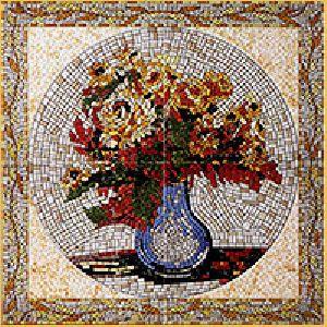 Crystal Glass Mosaics